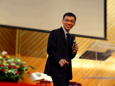 Preaching at Hinghwa MC_Reduced
