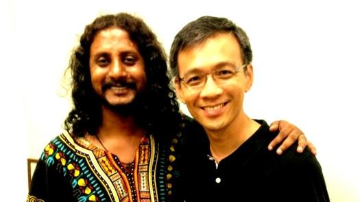 Henson With Benny Prasad 15 May 2014